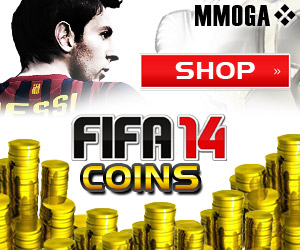 FIFA 14 Coins MMOGA 300x250