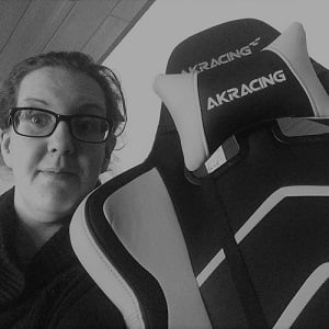 AKRACING PLAYER GAMING CHAIR 2017