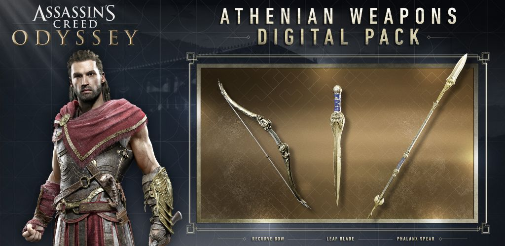 Assassins_Creed_Odyssey_Athenian_Weapons_DLC