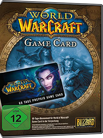 buy wow game card online