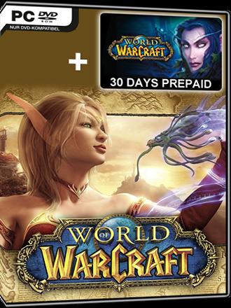 World of Warcraft - Key [EU]