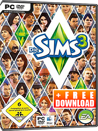 Sims 3 Key - Free download included Screenshot