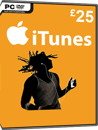 iTunes Card £25 Screenshot