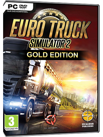 Euro Truck Simulator 2 - Gold Edition Screenshot