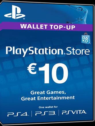 Buy Playstation Network Card 10 Euro Psn Card 10 Euro Fr