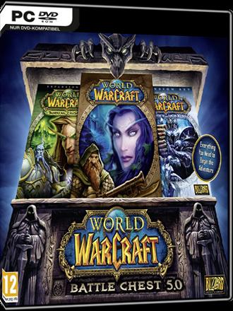 World of Warcraft - Battlechest 5 0 [EU]