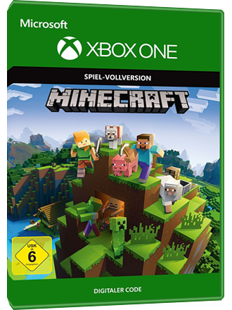 Minecraft Xbox One Download Code MMOGA - Minecraft xbox auf pc spielen