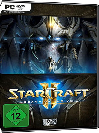 StarCraft 2 - Legacy of the Void [EU] Screenshot
