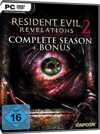 Resident Evil Revelations 2 - Complete Season + Bonus Screenshot