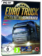 Euro Truck Simulator 2 Beyond the Baltic Sea EU - MMOGA