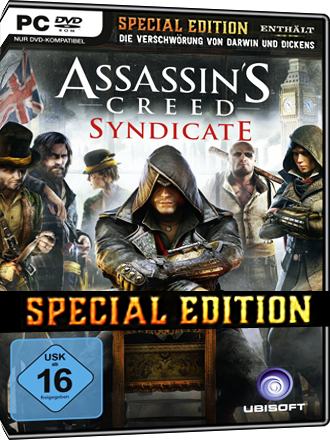Assassin's Creed Syndicate - Special Edition Screenshot