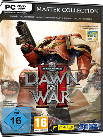 Warhammer 40k Dawn of War II - Master Collection Screenshot