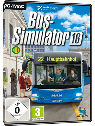 Bus Simulator 16 Screenshot