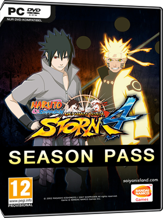 Naruto Shippuden Ultimate Ninja Storm 4 - Season Pass Screenshot