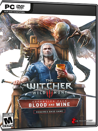 The Witcher 3 - Blood and Wine (DLC) - GOG Key