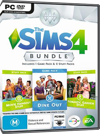 The Sims 4 - Dine Out Bundle Screenshot