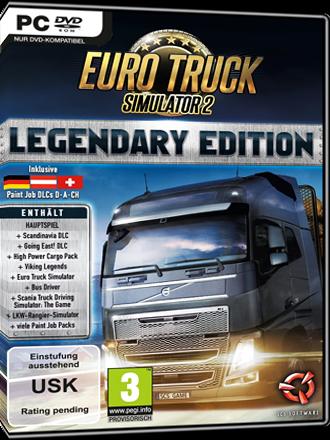 Euro Truck Simulator 2 - Legendary Edition
