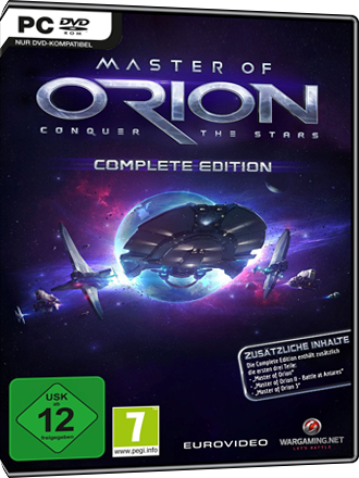 Master of Orion - Complete Edition Screenshot