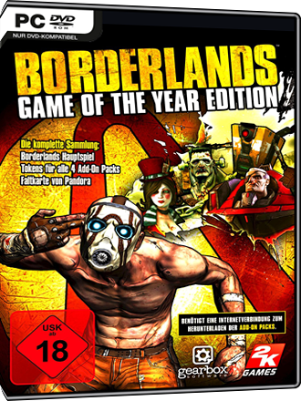 Borderlands - Game of the Year Edition (Steam Gift Key) Screenshot