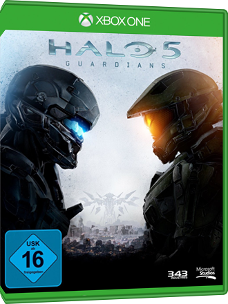 Halo 5 Guardians - Xbox One Download Code Screenshot