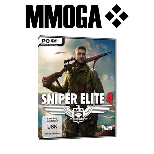 sniper elite 4 iv pc spiel code steam download key. Black Bedroom Furniture Sets. Home Design Ideas