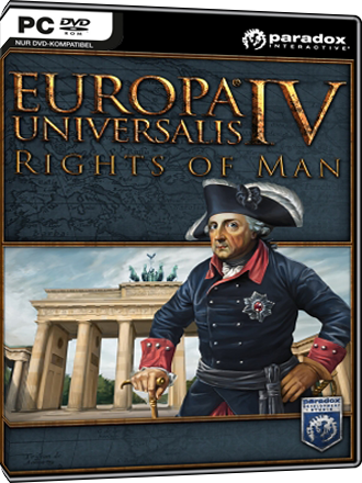 Europa Universalis IV - Rights of Man (Addon) Screenshot