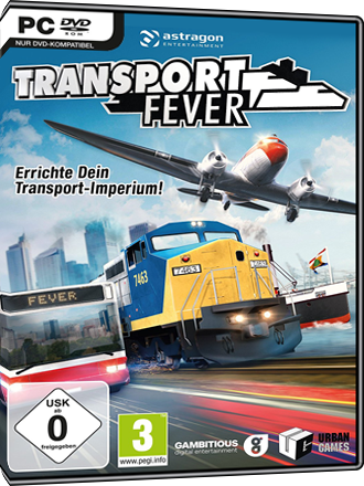 Transport Fever Screenshot