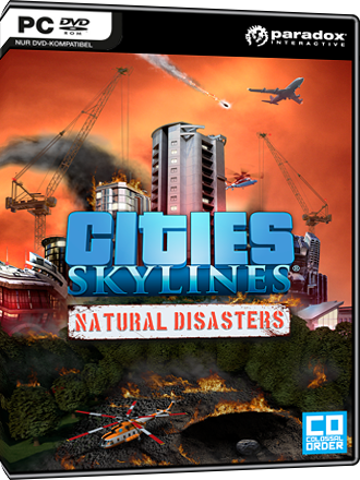 Cities Skylines - Natural Disasters (Expansion) Screenshot