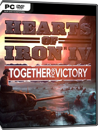 Hearts of Iron IV - Together for Victory (Expansion) Screenshot