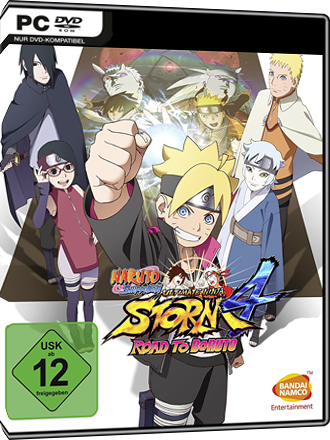 Naruto Shippuden Ultimate Ninja Storm 4 - Road to Boruto (Expansion) Screenshot