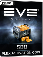 Buy EVE Online 1100 PLEX Activation Code - MMOGA