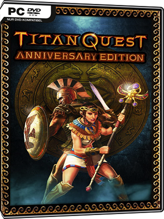 Titan Quest - Anniversary Edition Screenshot