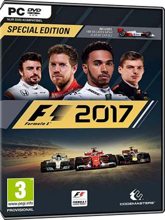 F1 2017 - Special Edition Screenshot