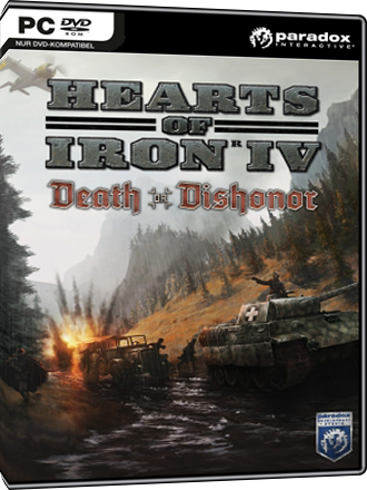 Hearts of Iron IV - Death or Dishonor (DLC) Screenshot