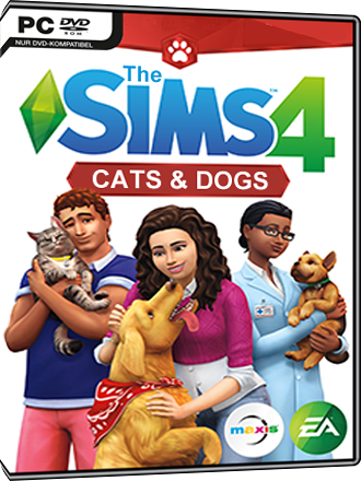The Sims 4 - Cats & Dogs Screenshot