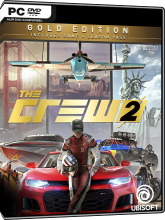 Buy The Crew 2 Gold Edition