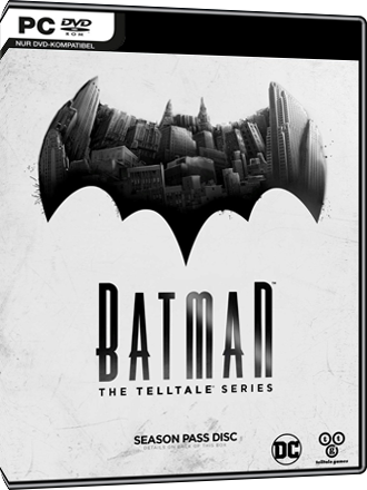 Batman - The Telltale Series Screenshot