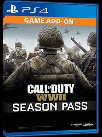 Call Of Duty Ww2 Season Pass Ps4 Download Code Mmoga