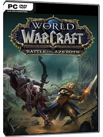 WoW - Battle for Azeroth [EU] - World of Warcraft Expansion