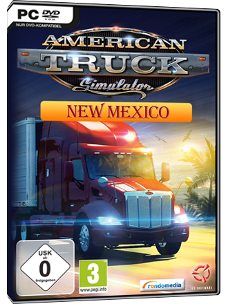 American Truck Simulator - New Mexico (DLC) Screenshot