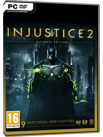 Injustice 2 - Ultimate Edition Screenshot