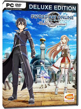 buy sao hollow realization deluxe edition sao hr mmoga. Black Bedroom Furniture Sets. Home Design Ideas