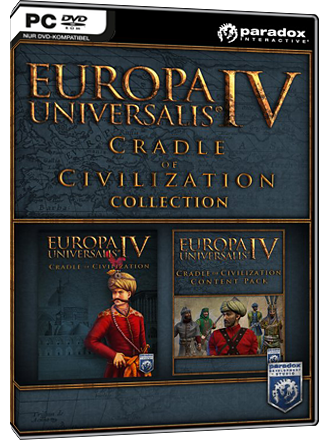 Europa Universalis IV - Cradle of Civilization Collection Screenshot