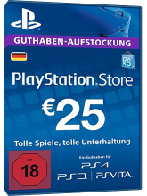 Buy Psn Card 20 Euro De Playstation Network Mmoga