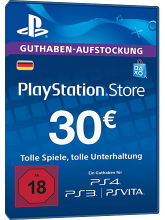 Buy Psn Card 10 Euro De Playstation Network Mmoga