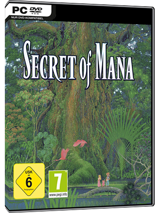 Secret of Mana Screenshot
