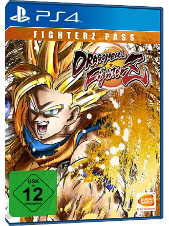 Dragon Ball FighterZ FighterZ Pass PS4 Download Code - MMOGA