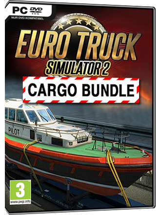 Euro Truck Simulator 2 - Cargo Bundle (DLC) Screenshot