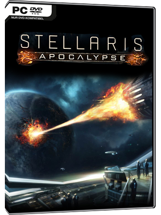 Stellaris - Apocalypse (DLC) Screenshot