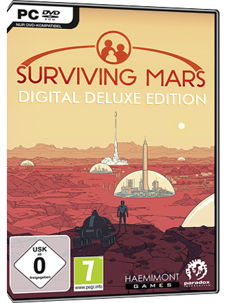 Surviving Mars (Digital Deluxe Edition) Screenshot